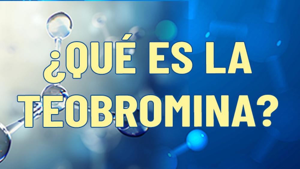 ¿Qué es la teobromina?
